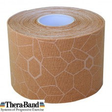 Kinesiotaping Theraband 5X5 m. Μπεζ 12928