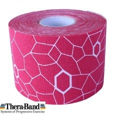 Kinesiotaping Theraband 5X5 m. Ροζ 12930