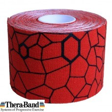 Kinesiotaping Theraband 5X5 m. Κόκκινο 12931