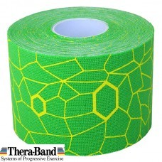 Kinesiotaping Theraband 5X5 m. Πράσινο 12932